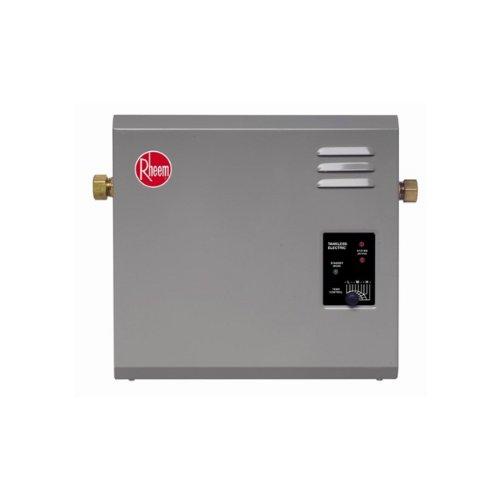 Rheem RTE 18 Electric Tankless Water Heater, 5 GPM (18kw Water Heater)