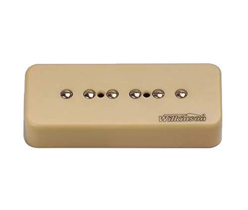 - Wilkinson MW90 Soap Bar Bridge Pickup - Cream