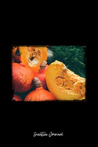 Creative Journal: Dot Grid Journal - Pumpkins Halloween