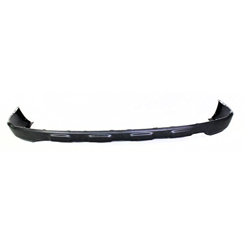 Evan-Fischer EVA18272041703 Lower Bumper Cover for Honda CR-V 10-11 Rear Textured CAPA Certified