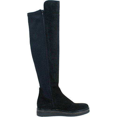 3110 Marca Mujer Negro Para Alpe Modelo 11 Negro Botas Color Alpe Mujer WpzqFAx