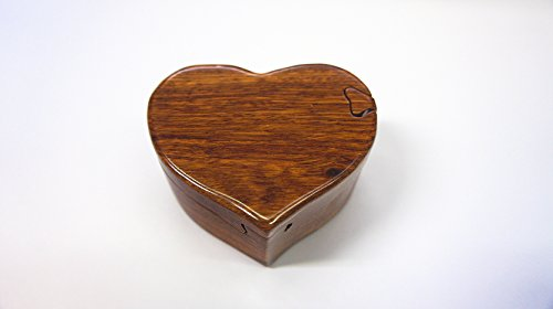 Heart Jewerly Puzzle Box by HawaiiUWT