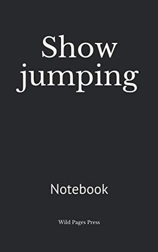 Show jumping: Notebook