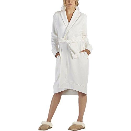 UGG Womens Karoline Robe Cream Size X-Large