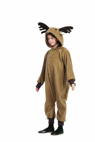 RG Costumes 40188 Funsies' Reindeer, Child Large/Size 12-14