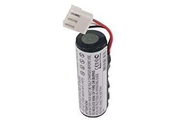 Battery2go Li-ion BATTERY Pack Fits Ingenico iWL250, 295006044, IWL220,  F26401964, iWL220