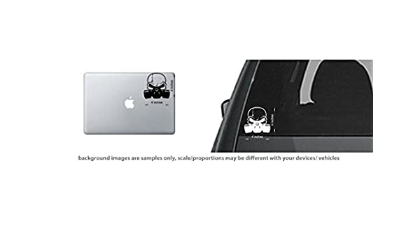 White Vinyl Jeep Decal Only- Made in USA Laptops Set of Decals For Cars Vehicle Windows