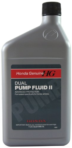 Diff Fluid - Honda Genuine 08200-9007 Dual Pump II Differential Fluid