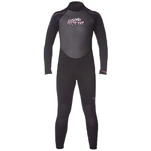 Hyperflex Wetsuits Mens 2.5-mm Amp-3 Back Zip Long Sleeve Springsuit