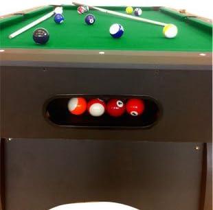 grafica ma.ro srl Mesa de Billar Juegos de Billar Pool 7 ft Carambola y Mesa de Ping Pong Mod. Sirio: Amazon.es: Juguetes y juegos