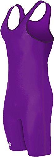 adidas Solid Singlet XXXL: Purple [Misc.] by adidas