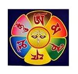 Buddhist Mala Magnet