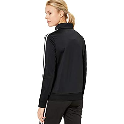 Amazon.com : adidas Essentials 3-stripes Tricot Track Jacket : Clothing