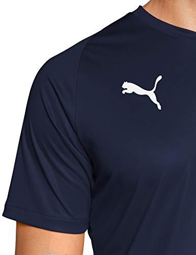 Jersey Liga Puma Peacoat Core puma Blanc YRA5x