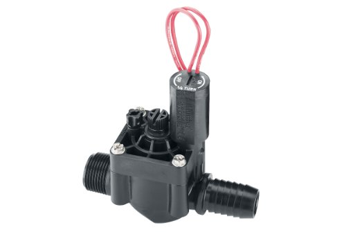 Hunter Sprinkler PGV101MB PGV Series 1-Inch Globe Male by Barb Valve with Flow Control