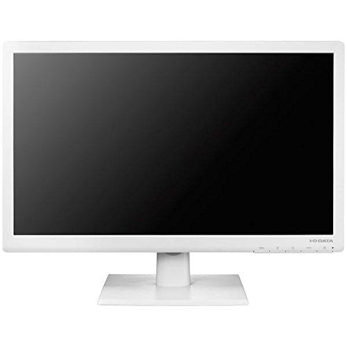 アイオーデータ機器 「5年保証」ブルーリダクション機能&フリッカーレス設計採用 18.5型ワイド液晶ディスプレイホワイト LCD-AD194ESW B078TK5D67