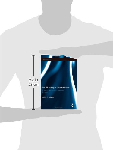 The Sih-Rozag in Zoroastrianism: A Textual and Historico-Religious Analysis (Iranian Studies)