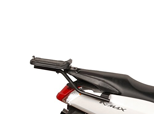 Shad Y0NM15ST Soporte de Baú l para Yamaha Nmax 125, Negro