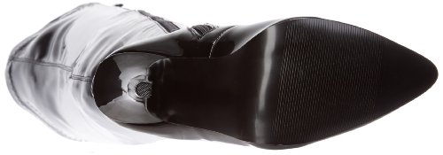 Black Ankle Dom3000 Devious B Black Women Warm Lining Boots ffdXrxw