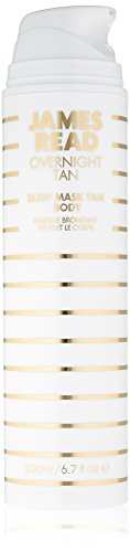 James Read Sleep Mask Tan Body,overnight tan 6.7fl. oz.