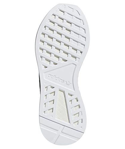 adidas Deerupt Negbás Bianco Negbás Herren Percen 0 Gymnastikschuhe Runner Schwarz FvwHFq