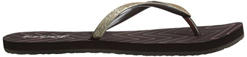 Prints Reef Femme Flip Marron Stargazer Chevron Flop Brown q4w4gACT