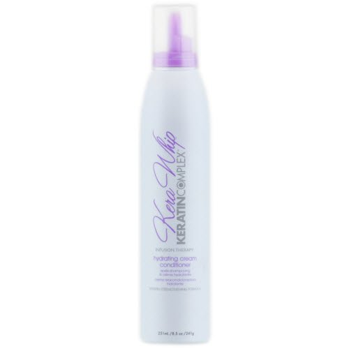 Keratin Care Smoothing Conditioner (Keratin Complex Kera Whip Hydrating Cream Conditioner 8.5 oz)