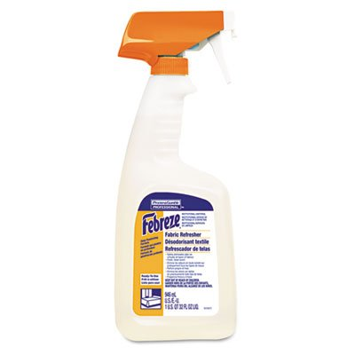 Procter & Gamble : Fabric Refresher & Odor Eliminator, Unscented 32 oz Trigger Sprayer -:- Sold as 2 Packs of - 1 - / - Total of 2 Each
