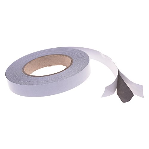 (BCP Double Sided Adhesive Conductive Cloth Fabric Tape LCD Laptop EMI Shielding Tape-20mmx25M)