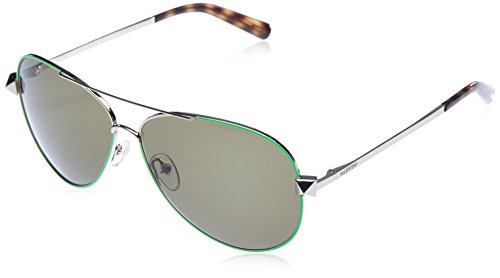 Sunglasses VALENTINO V 117 S 311 FLUO GR - Valentino Silver Sunglasses Shopping Results