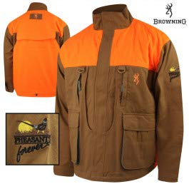 (Browning Pheasants Forever Jacket, Large)