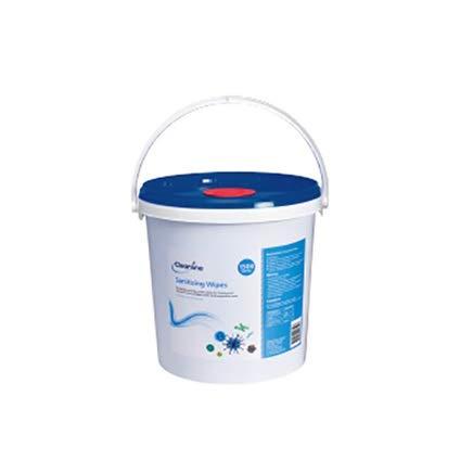 Cleanline Sanitising Probe Wipes