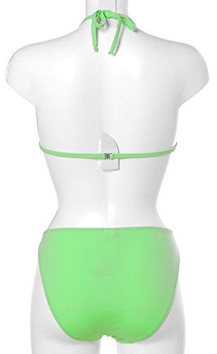Unbekannt - Braguitas - para mujer Verde