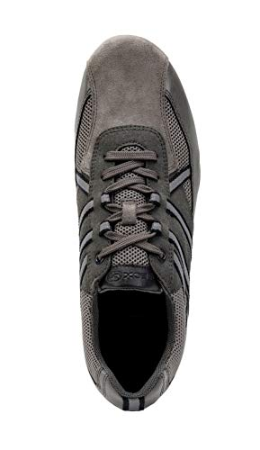 zapatillas Deportivos Ravex Cordones calzado U923fb Con transpirable mínimo Zapatos Hombre Geox zapato sneaker Zapatillas Grau varón UOHqB00x