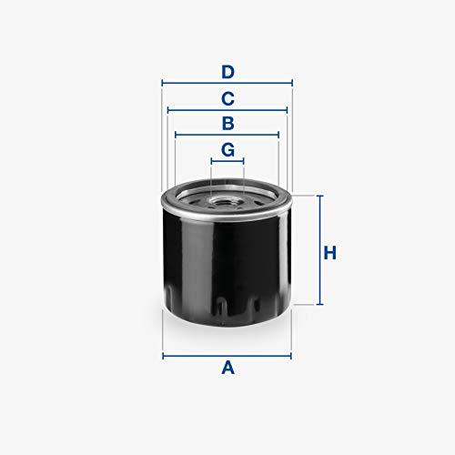 UFI FILTERS 23.419.00 Oil Filter: