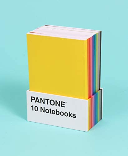 office products,  office, school supplies 11 on sale Pantone: 10 Notebooks in USA