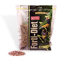 Kaytee Forti-Diet Nutritional Seed-Based Bird Food for Finches (2 lbs.)