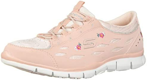 Skechers Women's Gratis Divine Bloom Sneaker: