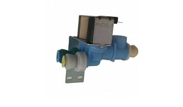 Electrovanne-Dispensador de agua para frigorífico whirlpool s20drsb33a/g: Amazon.es: Hogar