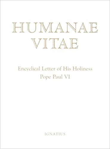 humanae vitae encyclical letter of his holiness paul vi pope paul vi giovanni battista montini 9780898707281 amazoncom books