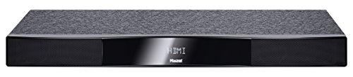 Magnat 171150 Vollaktives Heimkino-Sounddeck 150 mit integriertem Subwoofer, Bluetooth und HDMI schwarz