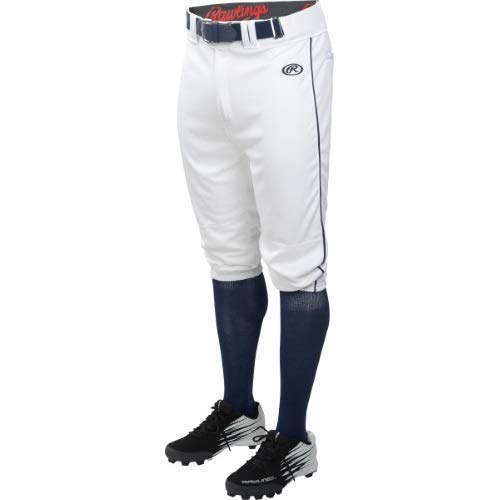Rawlings YLNCHKPP-W/N-92, White/Navy, XX-Large