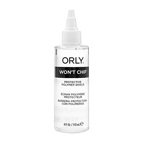 Wont Chip - Orly Won't Chip, 4 Fluid Ounce