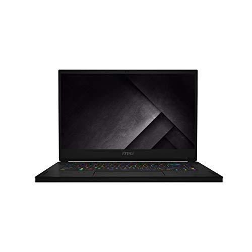 MSI GS66 Stealth 10SE-616XES – Ordenador portátil Gaming de 15.6″ FullHD 240Hz (Intel Core i7-10875H, 32GB RAM, 1TB SSD, Nvidia RTX 2060-6GB, sin sistema operativo) negro – Teclado QWERTY Español