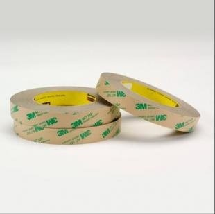 Adhesive Transfer Tape 467MP Clear, 6 in x 180 yd 2.0 Mil-3M