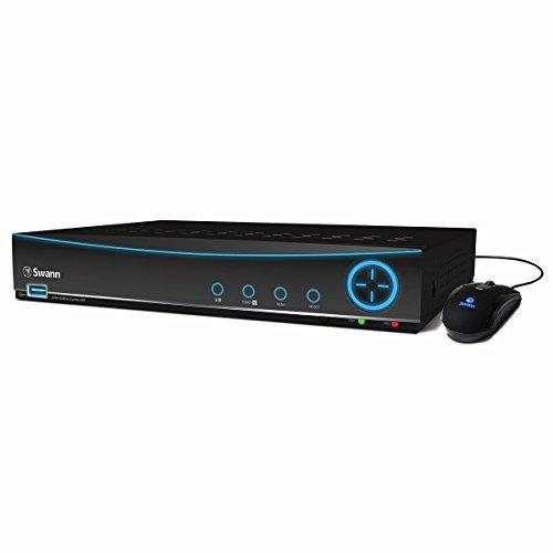 SWN11 - SWANN CCTV DVR4-4200 4 CHANNEL 960H DVD-QUALITY DIGITAL VIDEO RECORDER DVR 500GB HD H.264 WEB & SMART PHONE VIEWING BNC CONNECTION