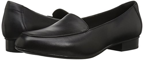 Pictures of CLARKS Women's Juliet Lora Loafer Black 26136577 Black Leather 4