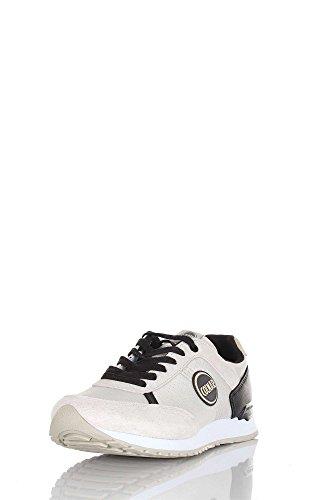 Colmar TRAVIS DRILL P/E Sneakers Hombre Bianco
