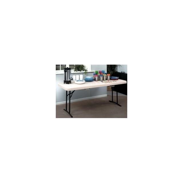 Studio RTA 500lb. Capacity Commercial Bi fold Table