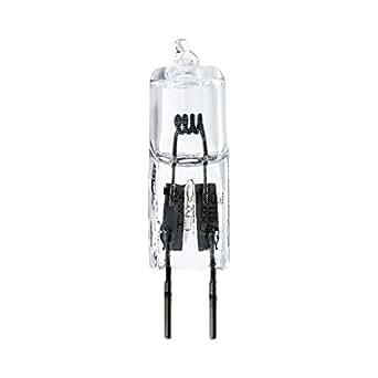 Ge lighting capsula bajo voltaje - Lámpara bipin uv m67/q100 gy6.35/24